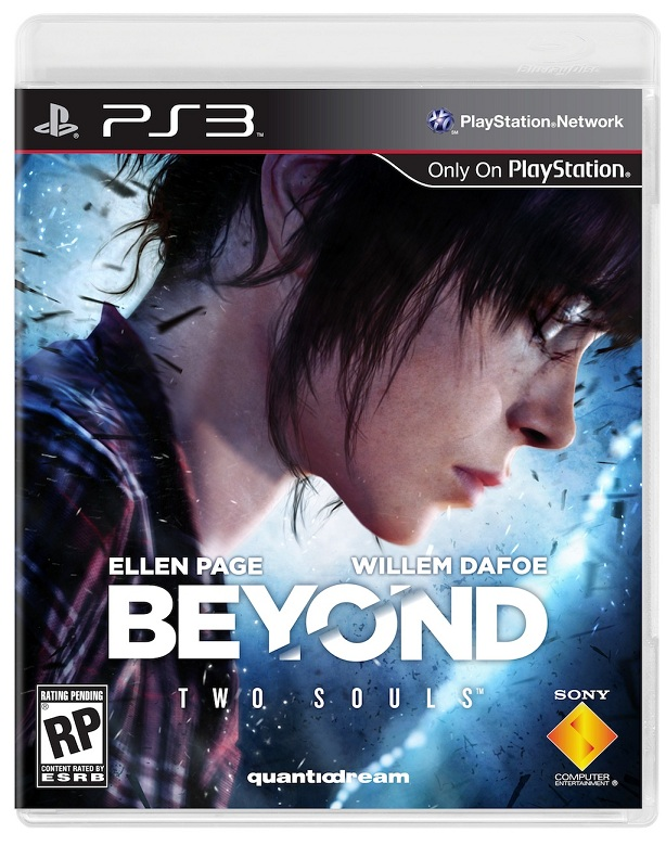 Beyond Two Souls-Box Art