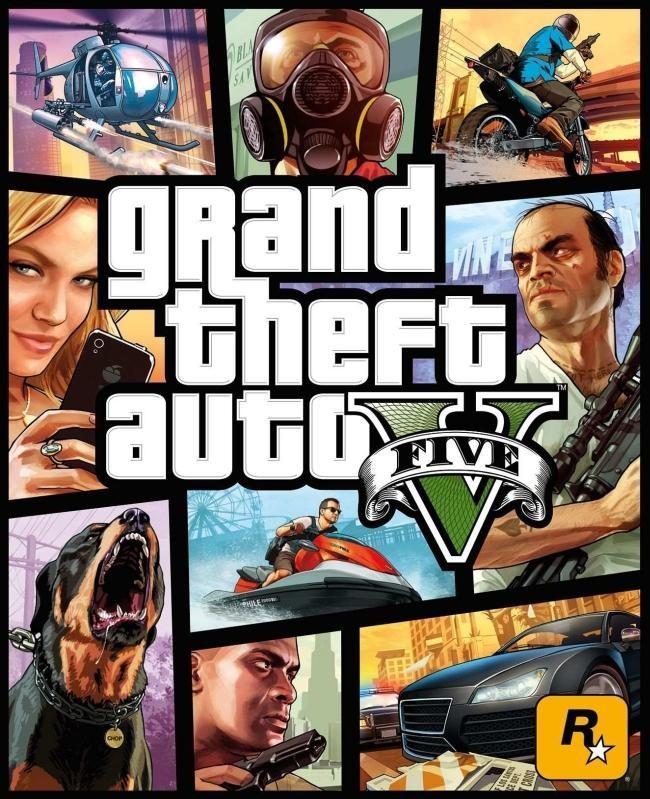 GTA V portada grande