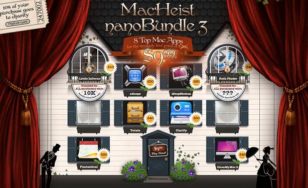 MacHeist Bundle 3