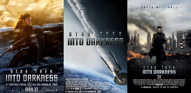 Star Trek Into Darkness-new posters