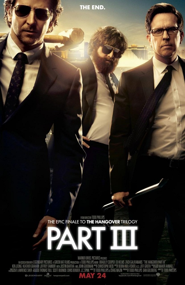 The Hangover 3-new poster