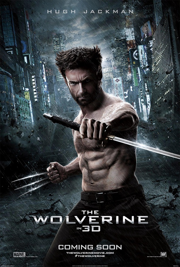 The Wolverine-new poster 1