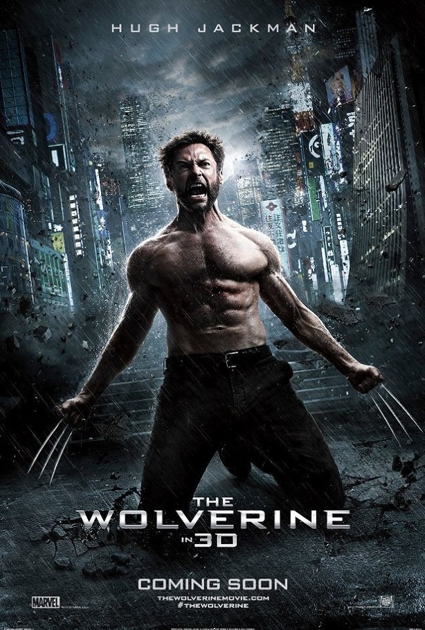 The Wolverine-new poster 2