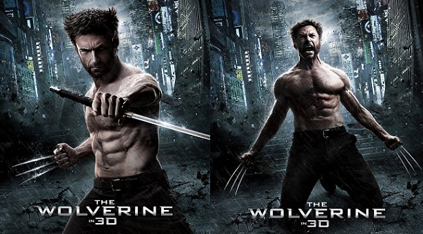 The Wolverine-new poster