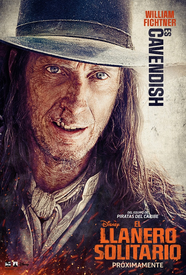 William Fichtner-El Llanero Solitario-cartel