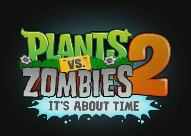 plantas vs zombies 2: It's about time