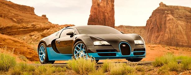 Bugatti Grand Sport Vitesse-Transformers 4