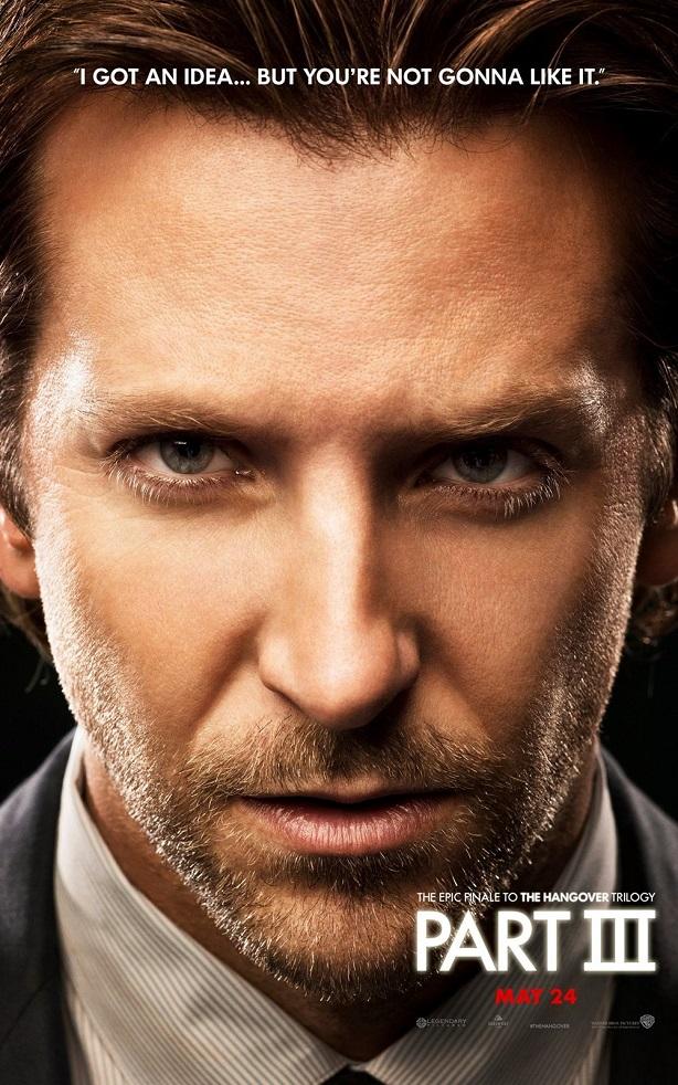 Hangover 3-Bradley Cooper-poster