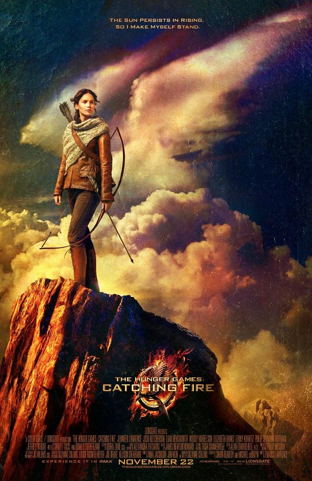 Jennifer Lawrence-Catching Fire-poster