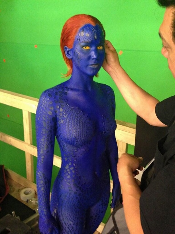 Jennifer Lawrence-Mystique-Days of Future Past