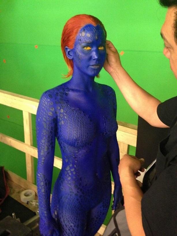 Jennifer Lawrence - Mystique