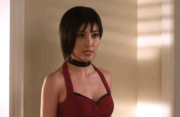 Li Bingbing-Resident Evil 5