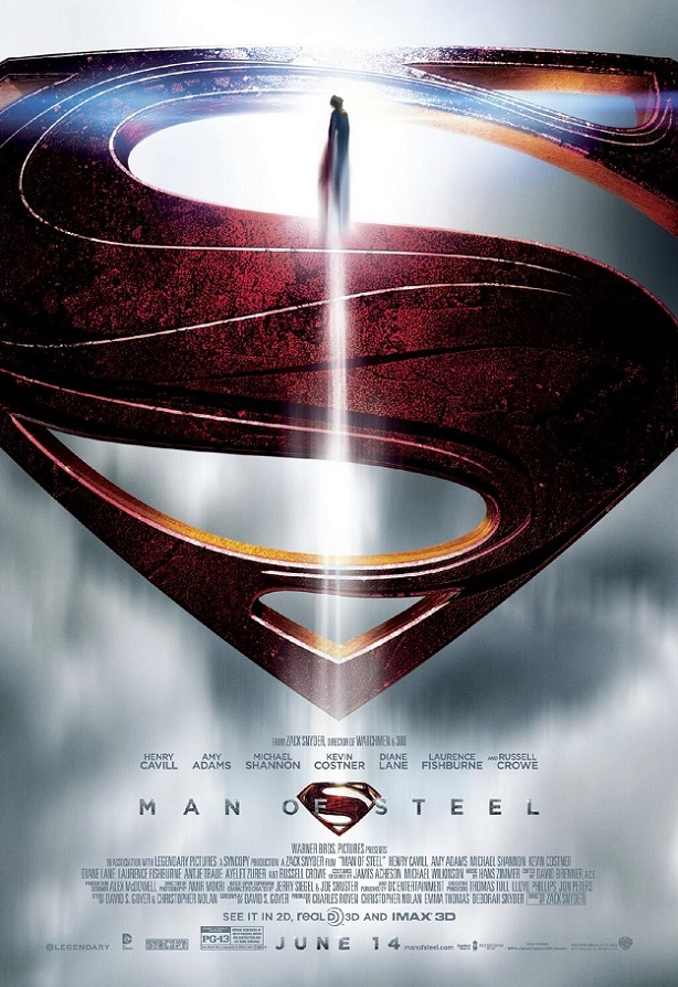 Man of Steel-new poster-Superman