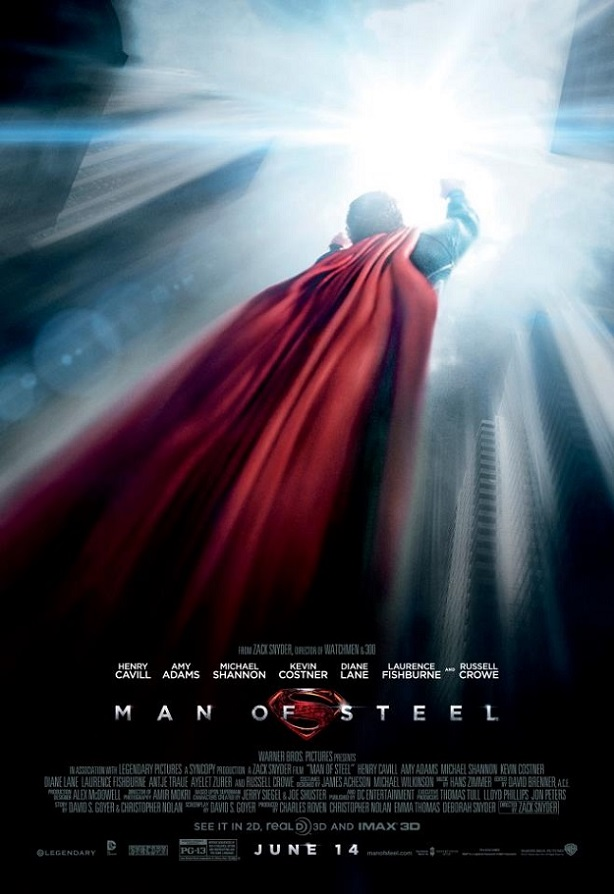 Man of Steel-new poster