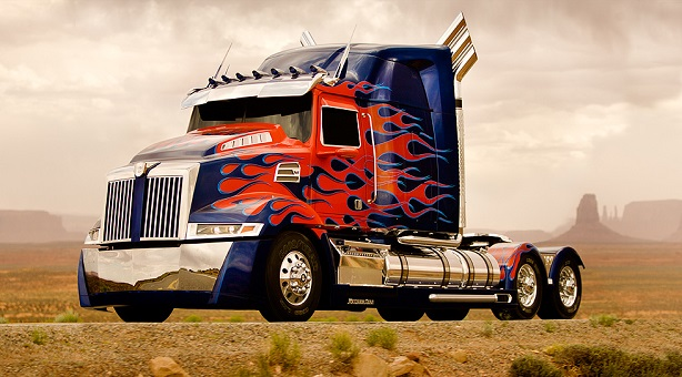 Optimus Prime-Transformers 4