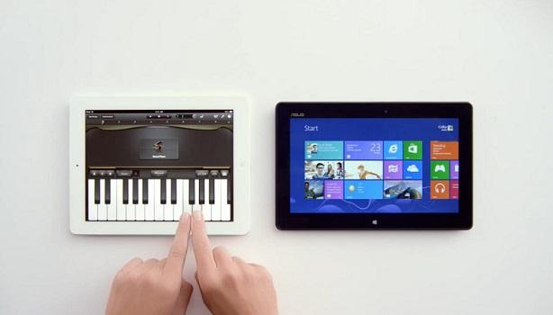 Windows 8: Less talking, more doing