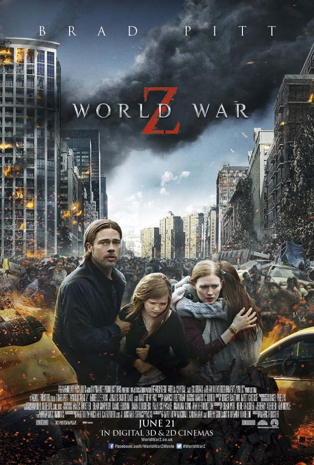 World War Z-international poster