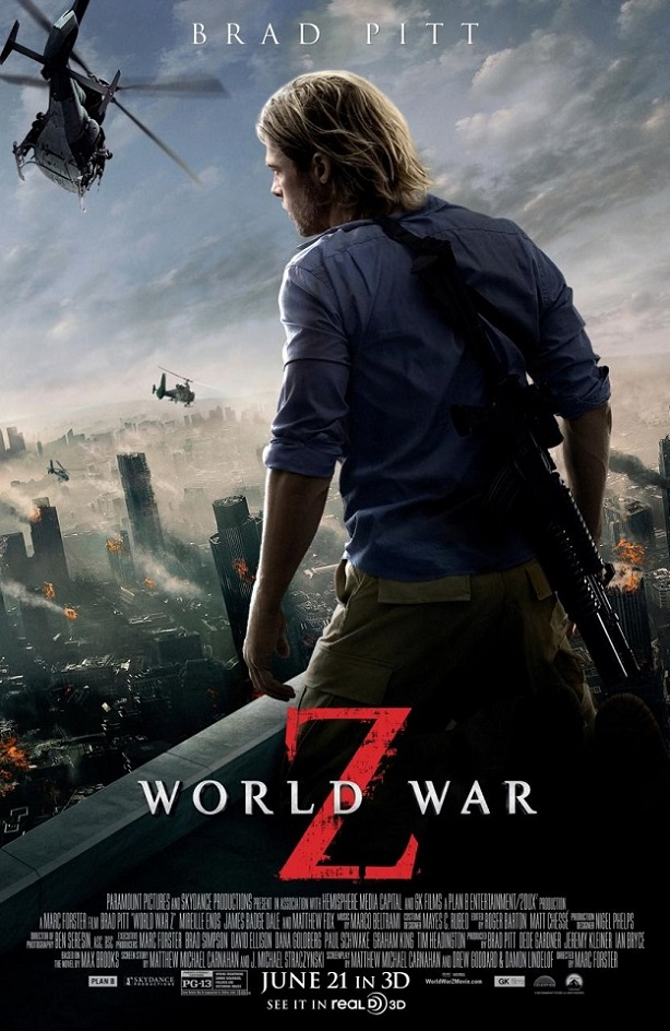 World War Z-new poster