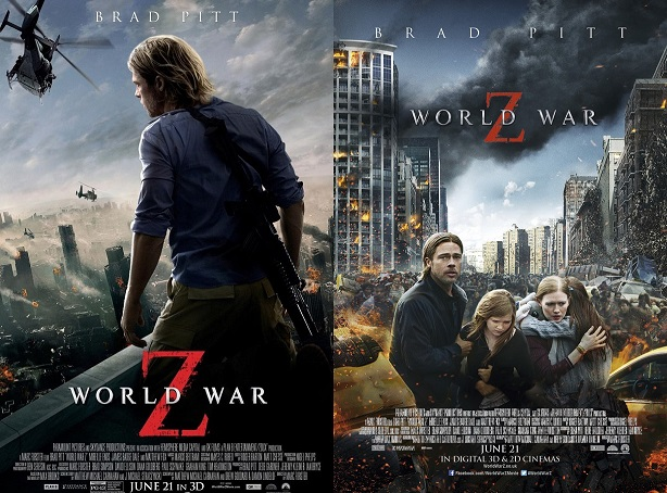 World War Z-posters