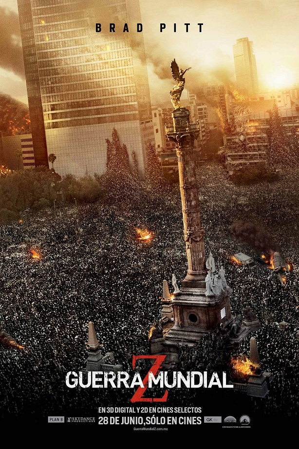 Guerra Mundial Z-poster international
