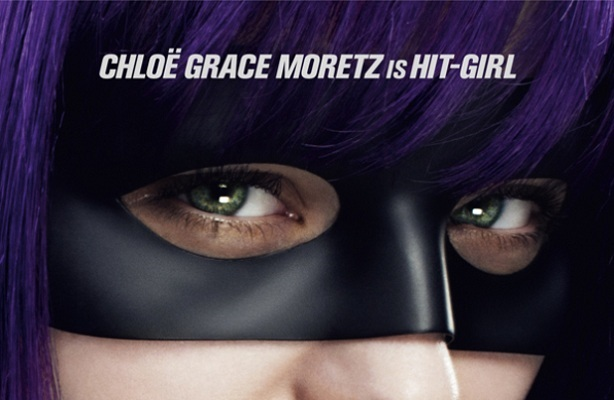 Hit Girl-Kick-Ass 2
