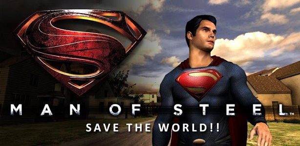 Man of Steel-Android