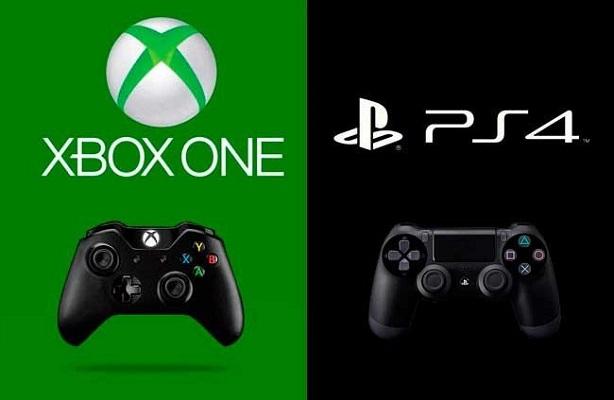 Mandos-Xbox One-PlayStation 4