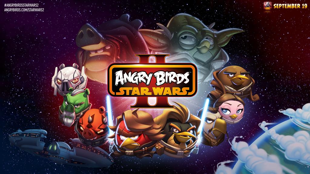 Angry Birds Star Wars II,