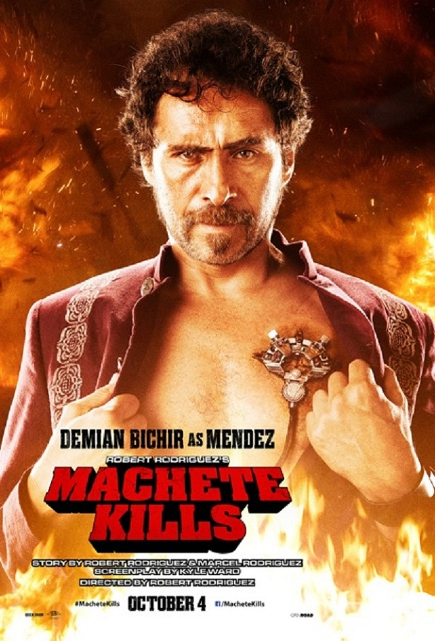 Demian Bichir - Machete Kills