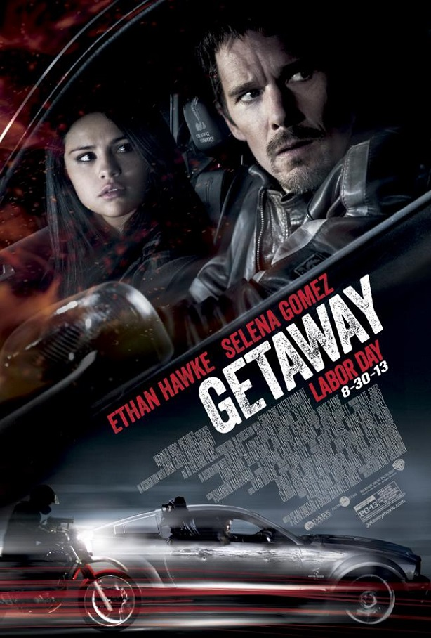 Getaway poster 3