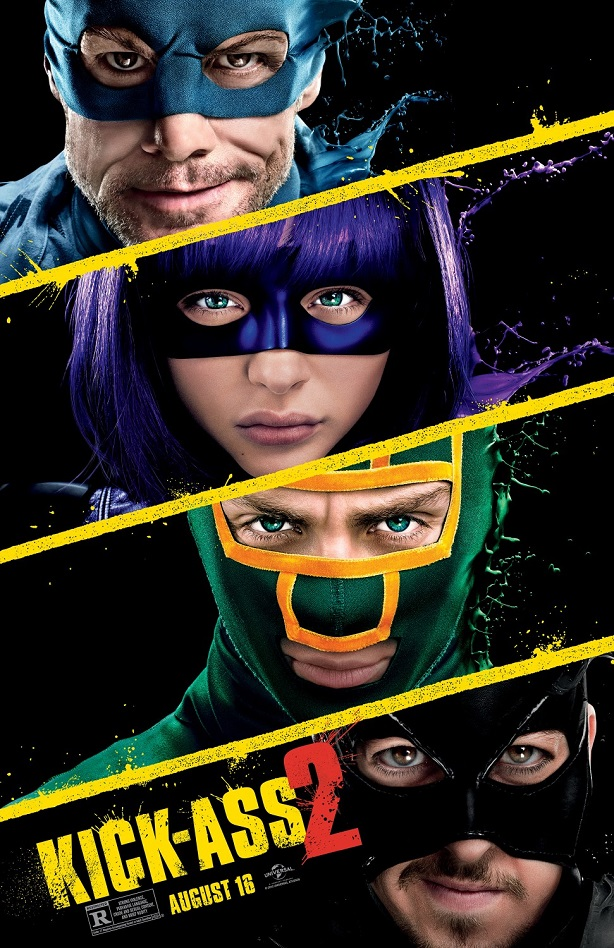 Kick-Ass 2 new poster