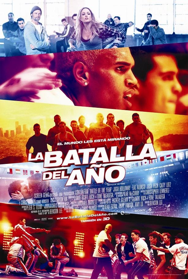 La batalla del año - poster español