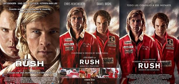 Rush-carteles