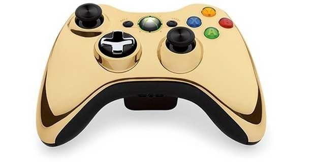 mando dorado-Xbox 360