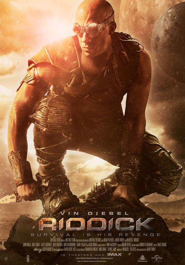 new poster Riddick