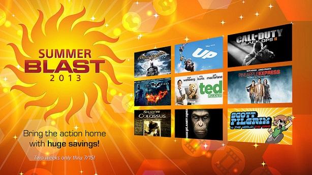 ofertas Verano PSN 2013