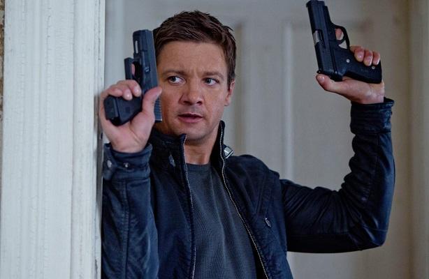 Bourne Jeremy Renner