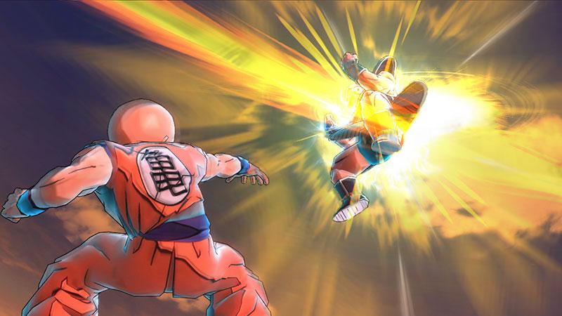 Dragon Ball Z Battle of Z-04