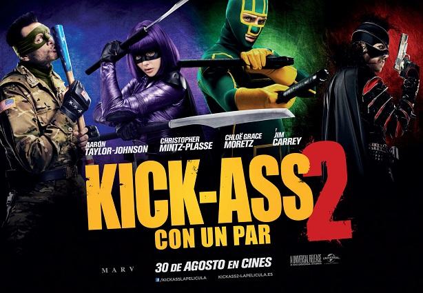 Kick Ass 2 - Con un par