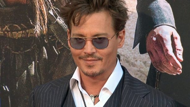 Llanero Solitario-Johnny Depp