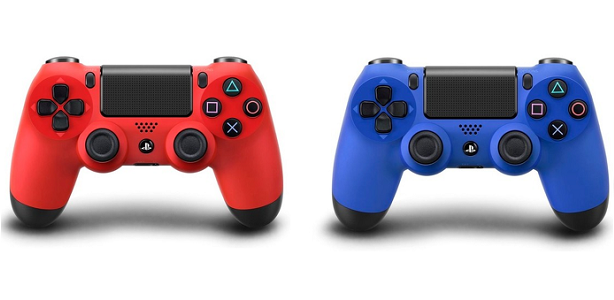 PlayStation 4 mandos