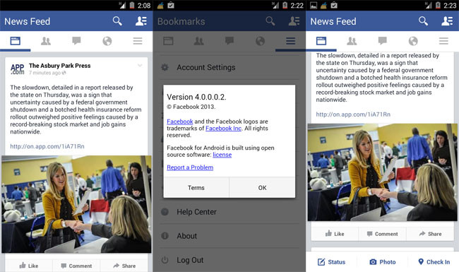 Facebook-4-0-Beta