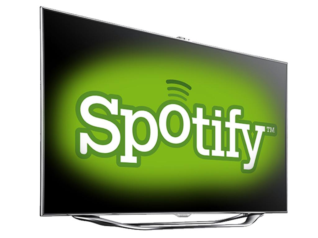 Spotify-Smart-TV