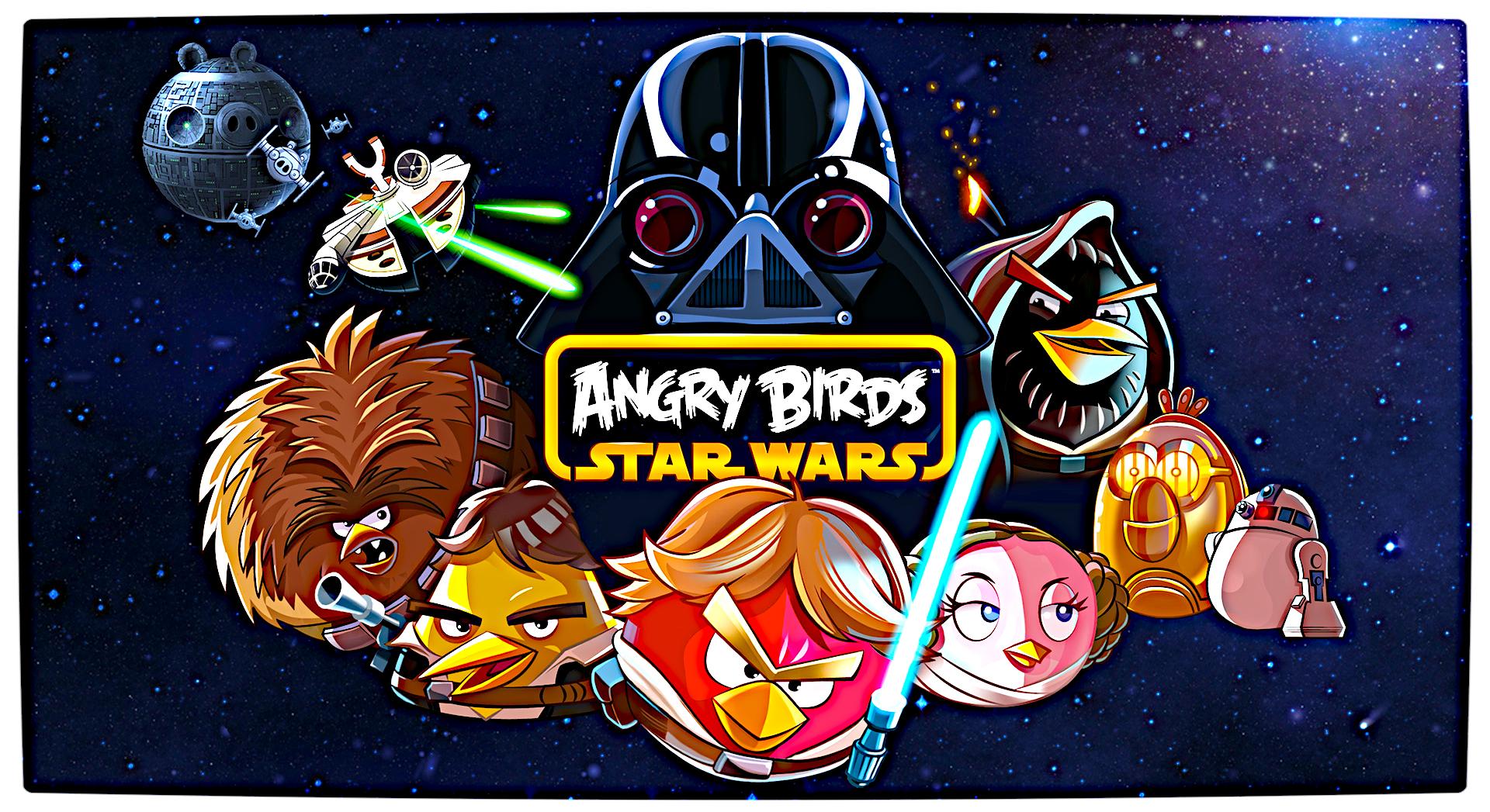 Vamers-Rovio-Angry-Birds-Star-Wars-Poster