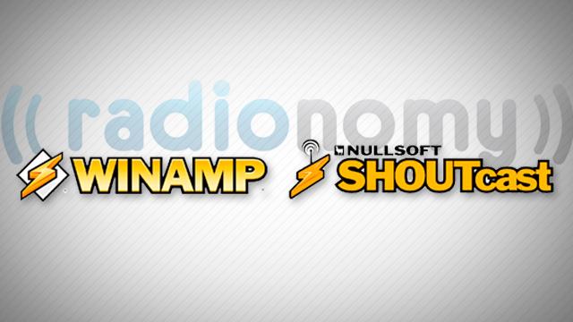Winamp Radionomy
