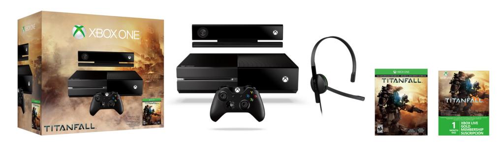 Xbox One Titanfall