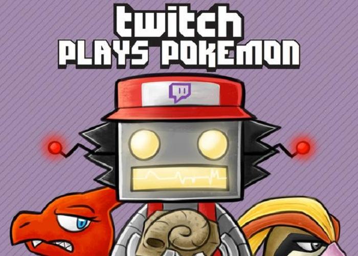 Twitch Play Pokemon