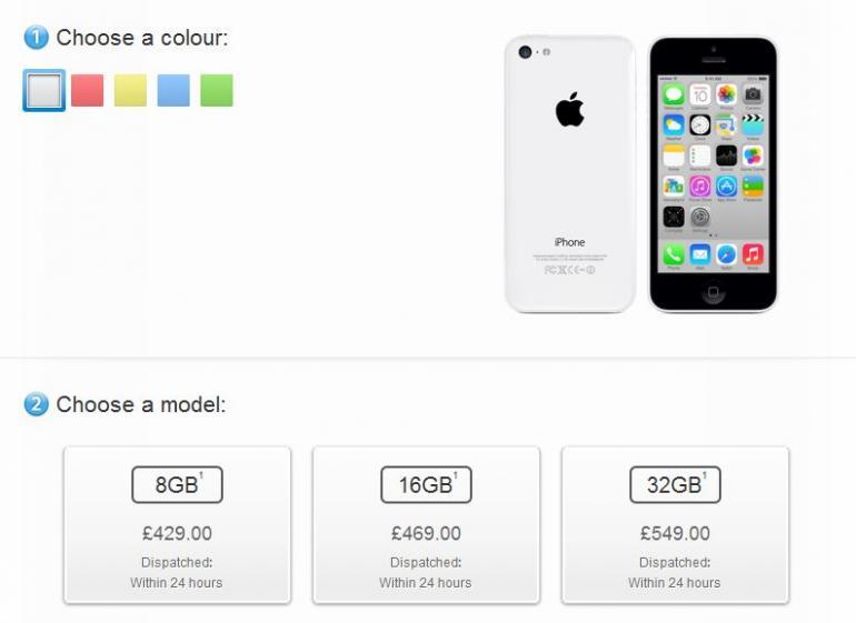 iphone5c-8gb