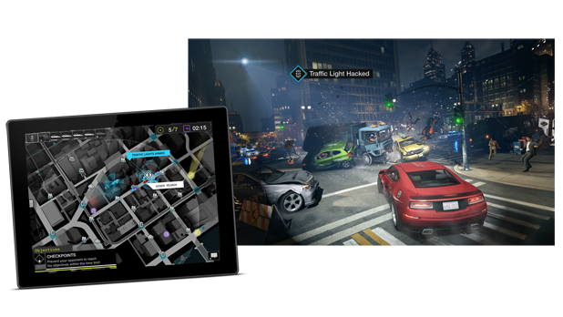 Watch_Dogs Companion: ctOS Mobile