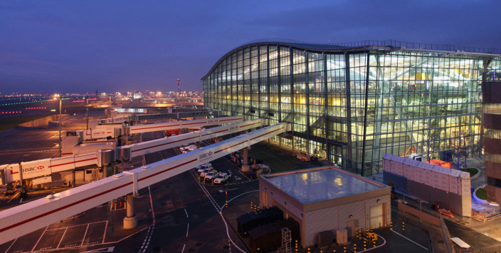 Heathrow Terminal Five - Official Opening